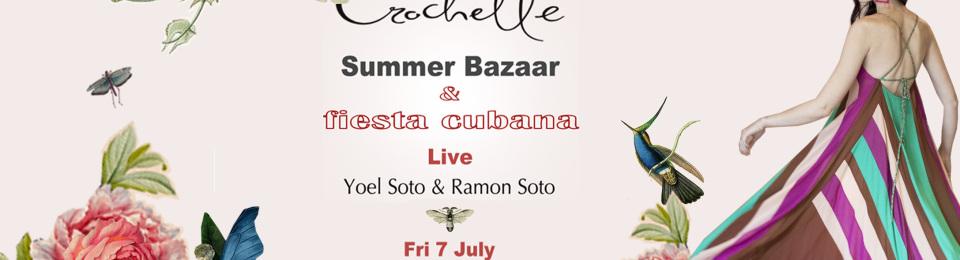Fiesta Cubana // Summer Bazaar